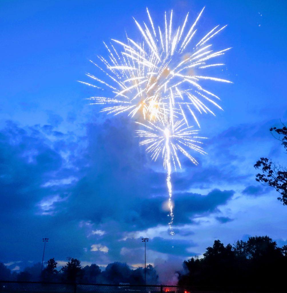 Freehold Fireworks